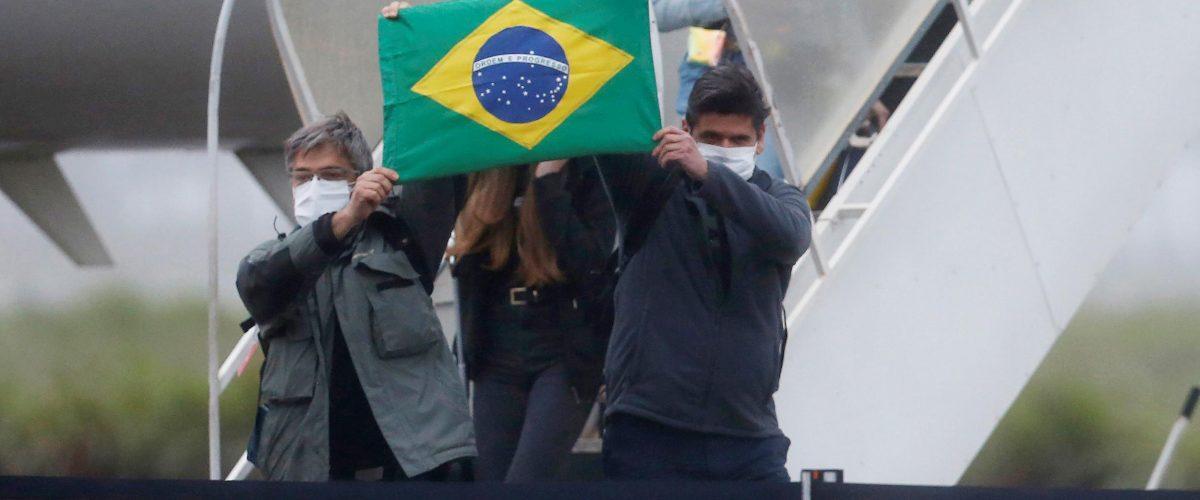 Brasil confirma caso de coronavirus, el primero en América Latina