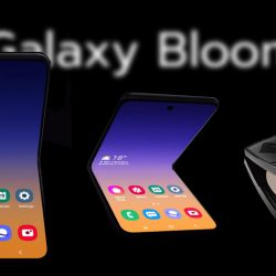Filtran el nuevo celular plegable de Samsung