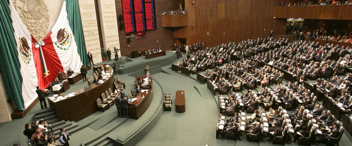Diputados aprueban reforma para elevar programas sociales a rango constitucional
