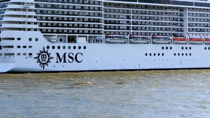 Desembarcan pasajeros de crucero tras descartar coronavirus