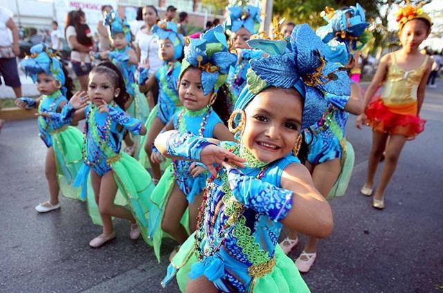 Inicia el Carnaval de Playa del Carmen 2020