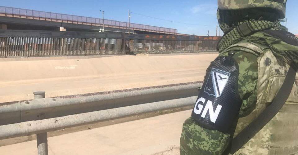 Militar de la GN dispara contra compañeros y luego se suicida
