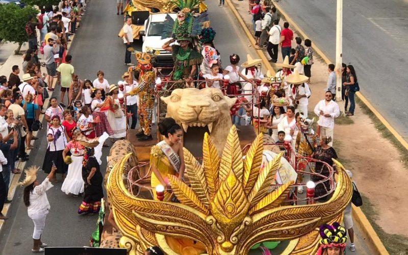 Arranca el Carnaval Cancún 2020