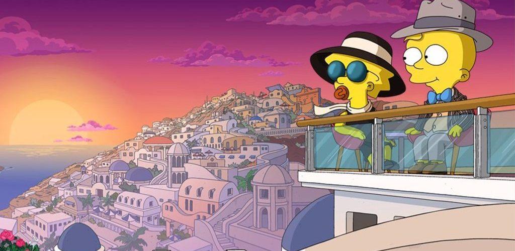 Llega el nuevo cortometraje de 'Los Simpson'