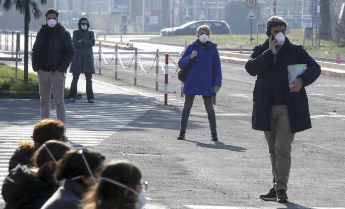Ordenan en Italia cuarentena en 11 ciudades por coronavirus