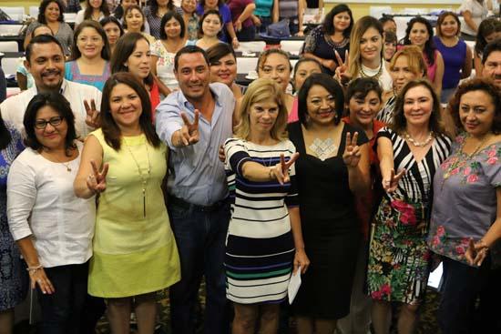 Mujeres del PAN exigen mayor participación en el partido