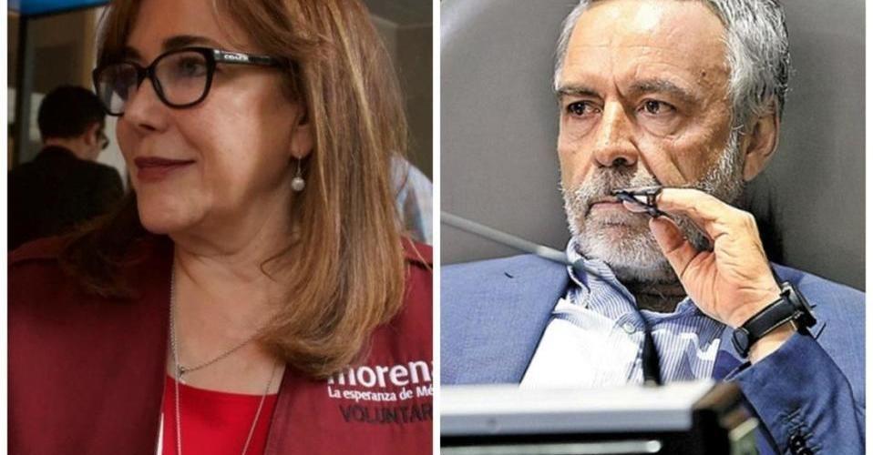 Ramírez Cuéllar pide a Polevnsky unidad en Morena