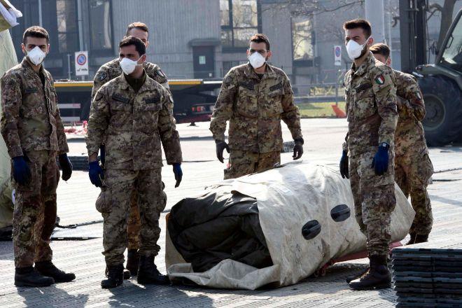 Italia impone 'toque de queda' por coronavirus