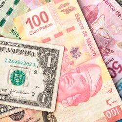 Dólar alcanza máximo histórico 25.11 pesos