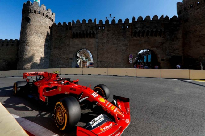 Posponen Gran Premio de Azerbaiyán
