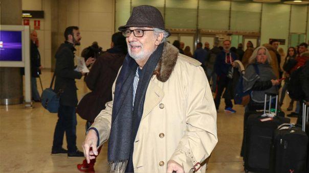 Plácido Domingo deja el hospital