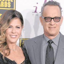 Tom Hanks y esposa enfermos de Coronavirus