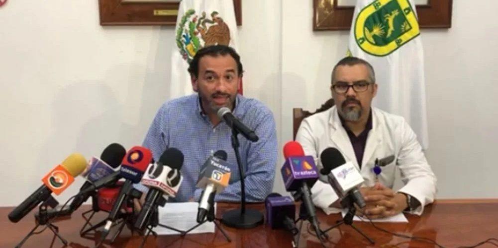 19 casos confirmados de COVID-19 en Yucatán