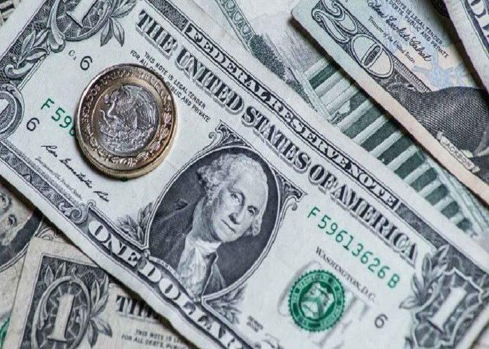 Dólar llega a venderse en 24.48 pesos