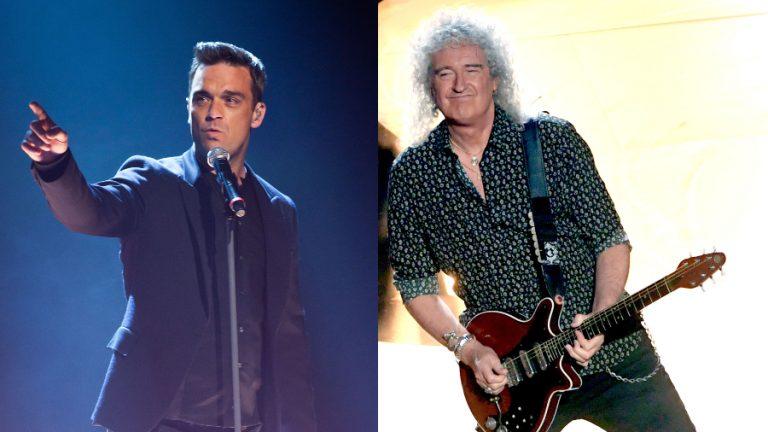 Hace 20 años Robbie Williams rechazó ser cantante de Queen
