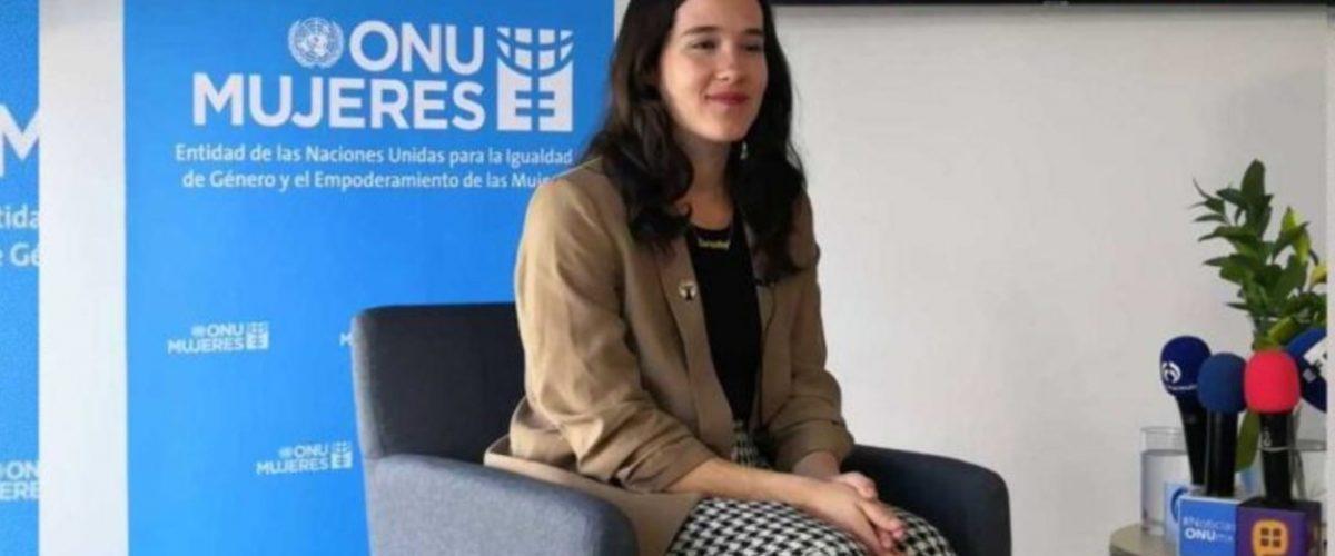 Ximena Sariñana es nueva embajadora de ONU Mujeres México
