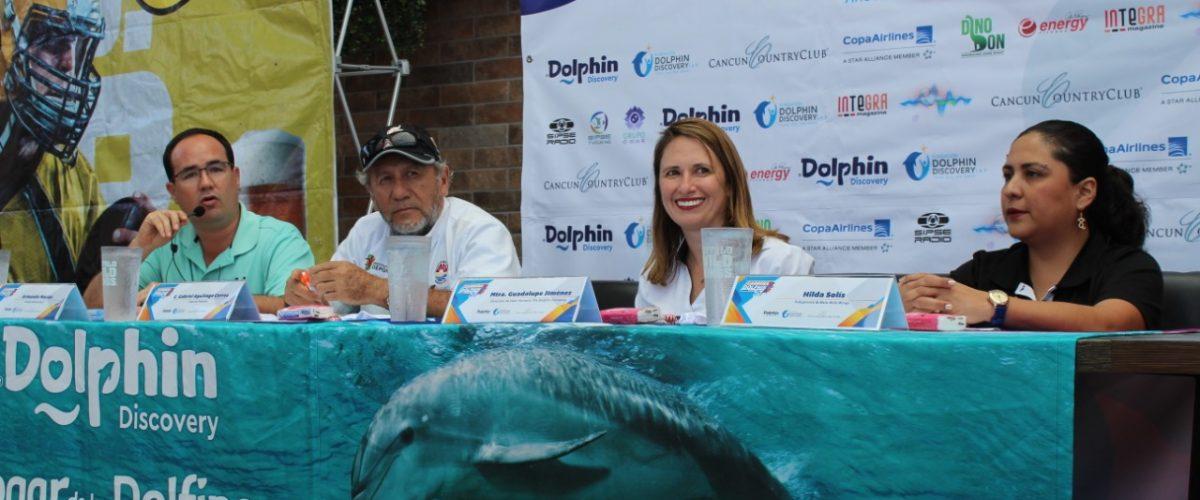 Dan detalles de la carrera Dolphin Discovery