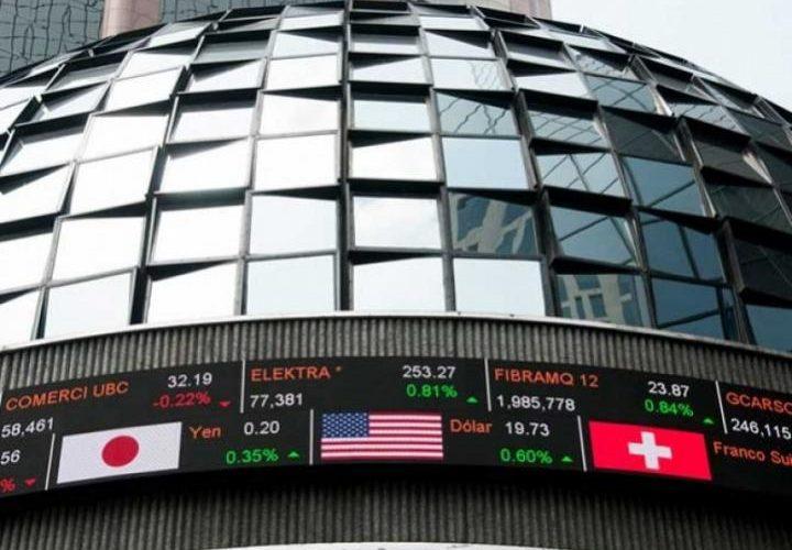 Wall Street y la BMV avanzan positivos