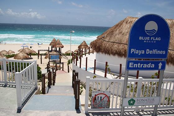 Señalizarán el primer cuadro de Cancún