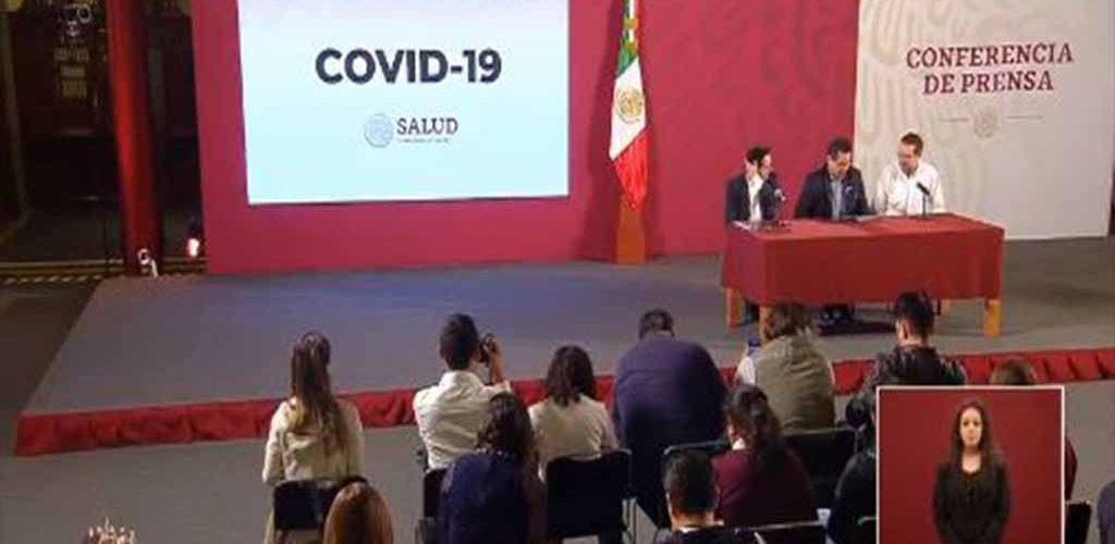 México confirma 203 casos de Covid-19