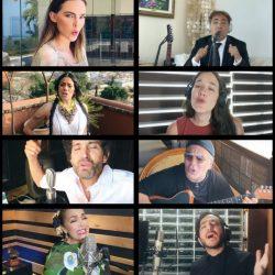 Artistas mexicanos unen su talento y graban himno de esperanza: Resistiré México