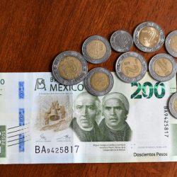 Cómo desinfectar monedas y billetes