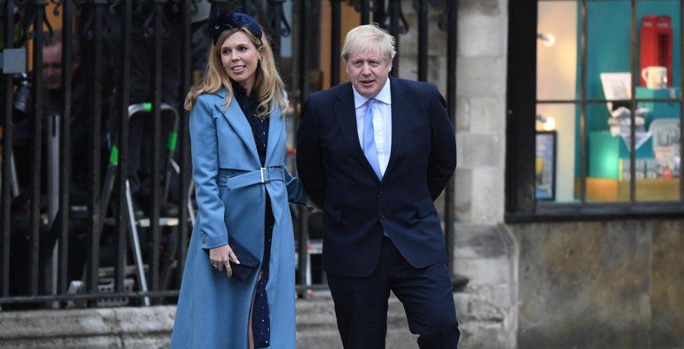 Boris Johnson es padre por sexta vez