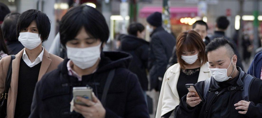 Japón declara estado de emergencia en Tokio
