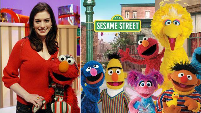 Anne Hathaway se une a Plaza Sésamo