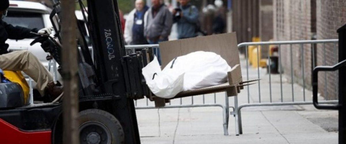 169 muertos en un día por COVID-19 en EU