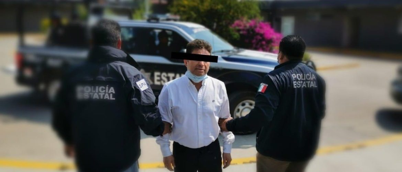 Prisión preventiva al exdiputado priista, Juan Antonio Vera Carrizal