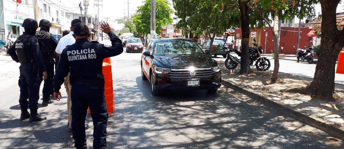 No podrán circular en QRoo vehículos con placas foráneas