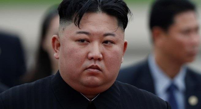 Corea del Norte difunde mensajes de Kim Jong Un