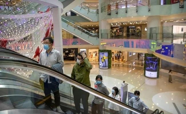 Economía China se contrae 6.8% por Covid-19