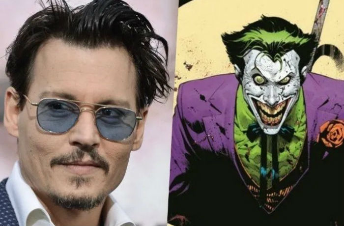 Confirman a Johnny Depp como Joker en el Universo Batman