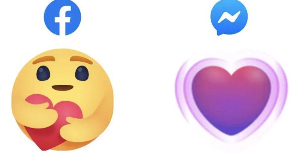 Facebook añade la reacción 'Me importa'