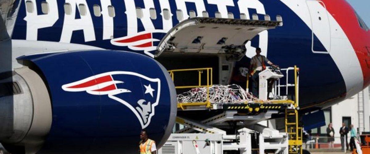 Avión de Patriotas viaja a China por un millón máscaras