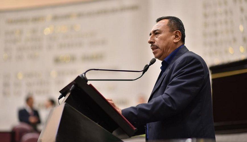 El PRI expulsará al diputado del Congreso de Veracruz, Antonio García Reyes, por apoyar reforma promovida por Morena