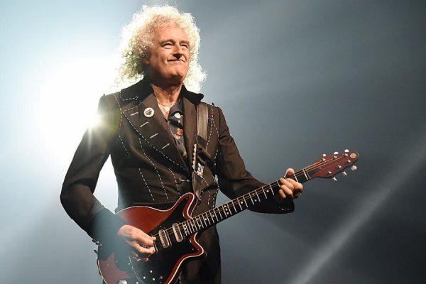 Revela Brian May  que sufrió un ataque al corazón