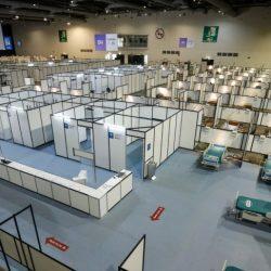 México tiene más de 8 mil camas listas para atender COVID-19