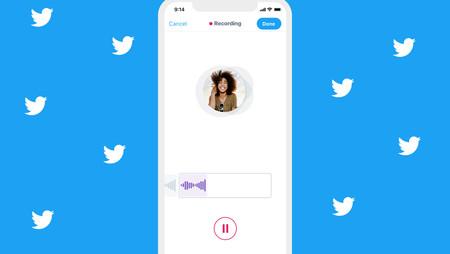 Twitter estrena mensajes de voz