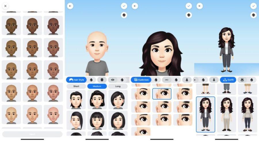 ¿Cómo puedo crear mi avatar de Facebook?