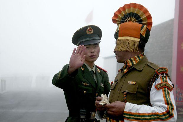 Fallecen 20 soldados Hindus en enfrentamiento con tropas de China