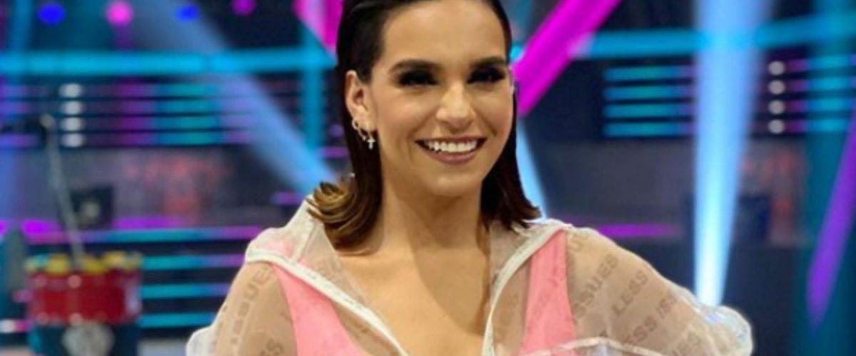 Tania Rincón recibe un fuerte golpe durante transmisión de Guerreros 2020