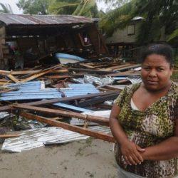 'Eta' ahora provocará lluvias fuertes en el sureste del país