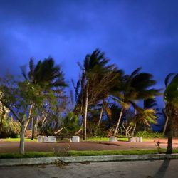 'Zeta' alerta 4 municipios de Quintana Roo