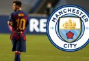 Manchester City se interesa en Messi
