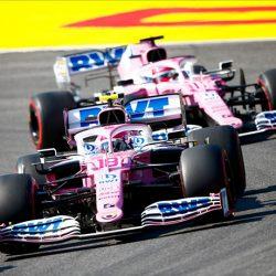Racing Point pierde el podio