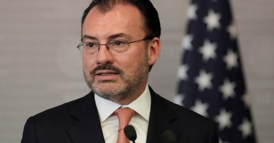 AMLO confirma que un juez negó orden de aprehensión contra Luis Videgaray