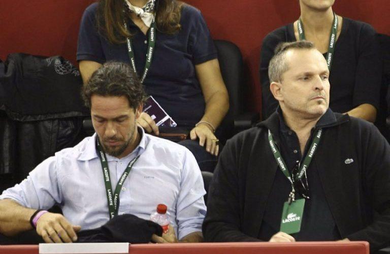 Disputa entre Miguel Bosé y Nacho Palau no termina